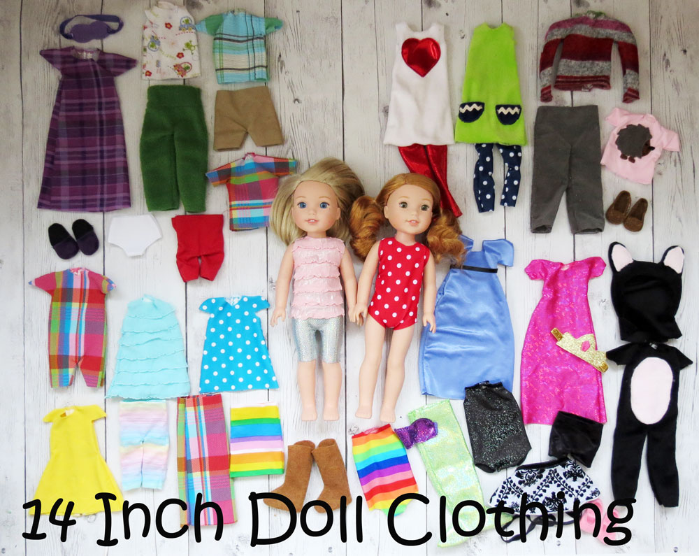 14 Inch Doll Clothing