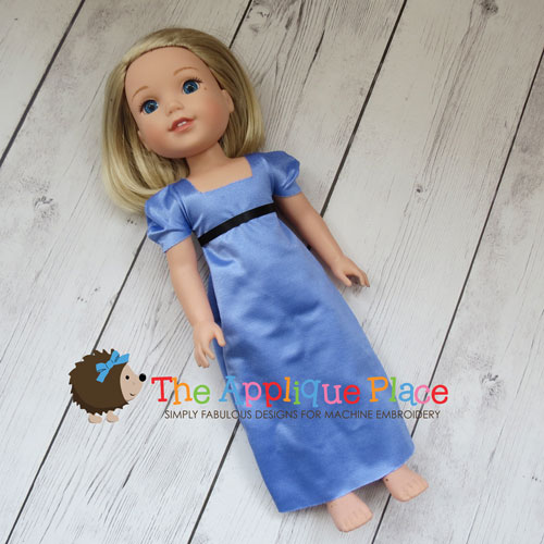 14 Inch Doll Dress