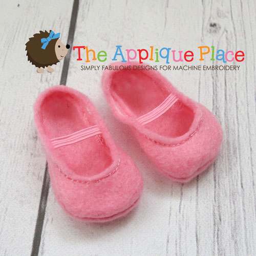 14 Inch Doll Shoes