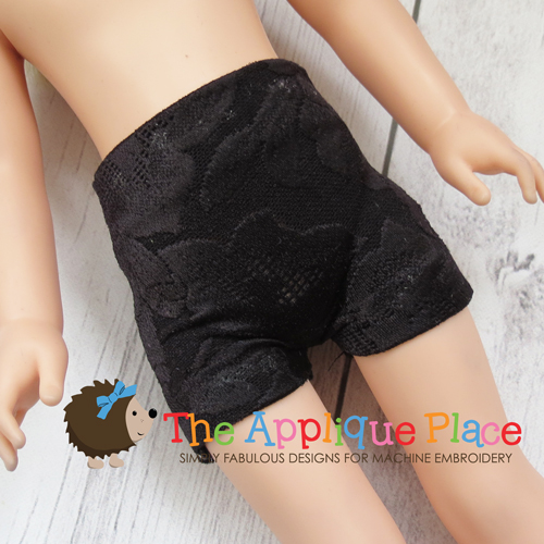 14 Inch Doll Dance Shorts