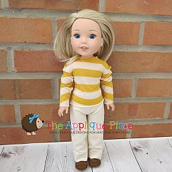 14 Inch Doll Sweater
