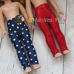 14 Inch Doll Leggings