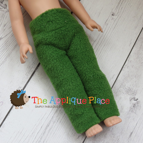 14 Inch Doll Fleece Pants