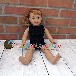 18 Inch Doll Leotard and Swimsuit