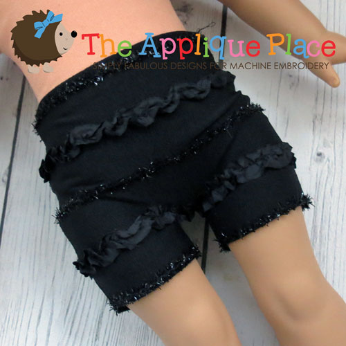 18 Inch Doll Dance Shorts
