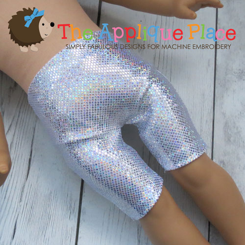 18 Inch Doll Bike Shorts