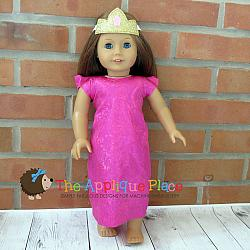 -18 Inch Doll Clothing Set - Fun & Fancy