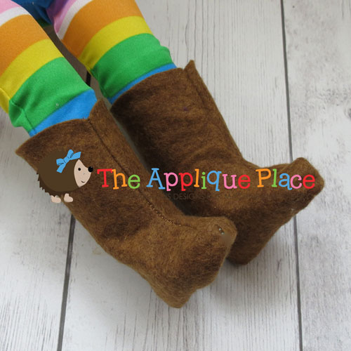 18 Inch Doll Boots