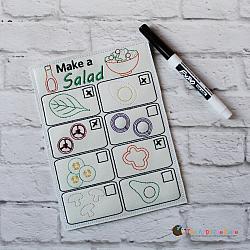 ITH - Salad Menu