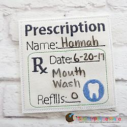 ITH - Dentist Prescription