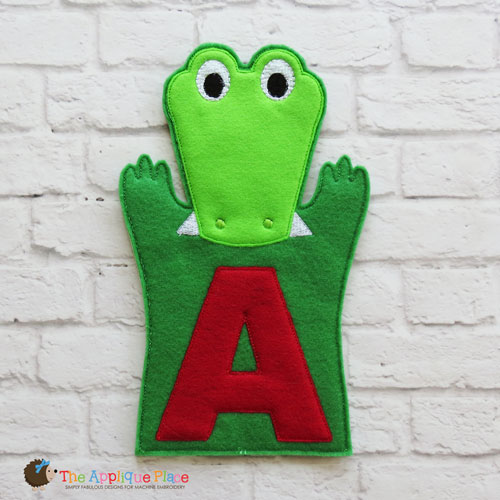 Puppet - A for Alligator