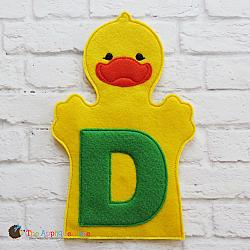 Puppet - D for Duck