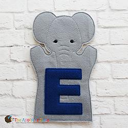 Puppet - E for Elephant