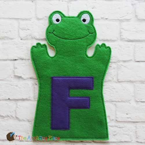 Puppet - F for Frog