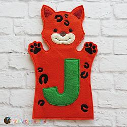 Puppet - J for Jaguar