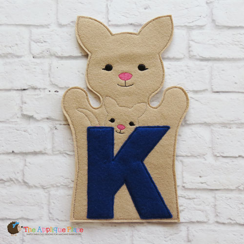 Puppet K For Kangaroo