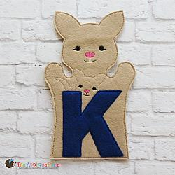 Puppet - K for Kangaroo