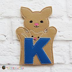 Puppet - K for Kangaroo