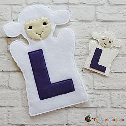 Puppet - L for Lamb