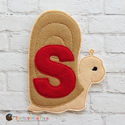 Puppet - S for Snail