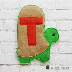 Puppet - T for Turtle