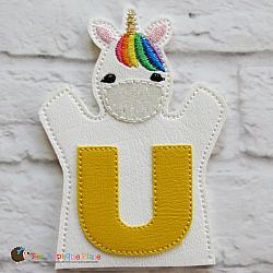 Puppet - U for Unicorn