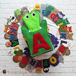 Puppet Set - Alphabet