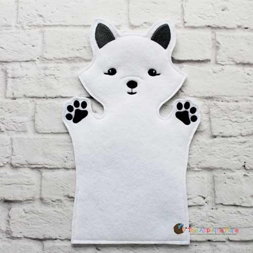 Puppet - Arctic Fox