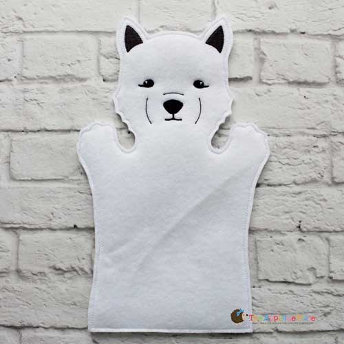 Puppet - Arctic Wolf