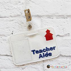 ITH - Teacher Aide Badge