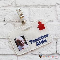 ITH - Teacher Aide Badge