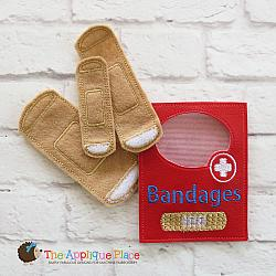 ITH - Bandages and Bandage Box