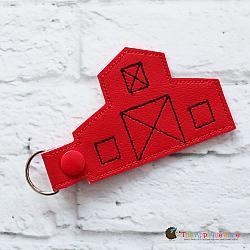 Key Fob - Barn