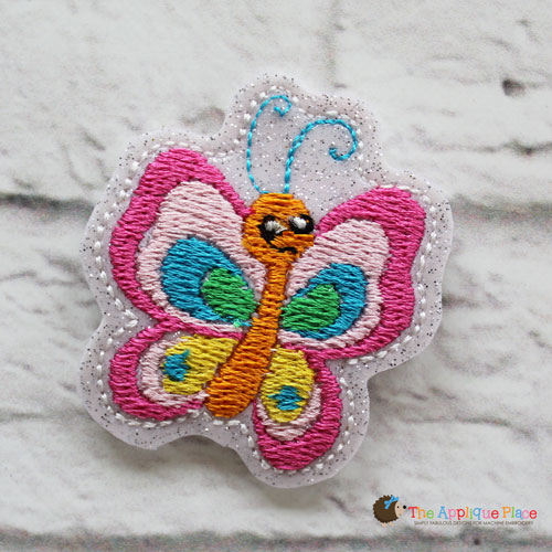 Feltie - Beautiful Butterfly