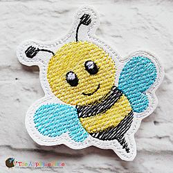 Puppet - Bee (finger size only)