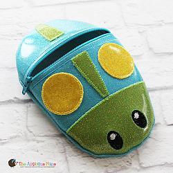 In the Hoop Beetle Bag
