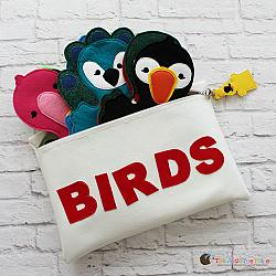 Puppet Set - Birds