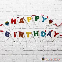 ITH - Birthday Banner