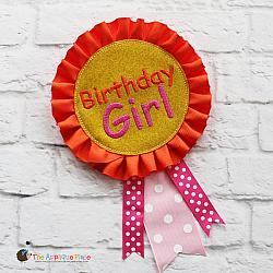 ITH - Birthday Girl Badge