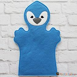 Puppet - Blue Jay