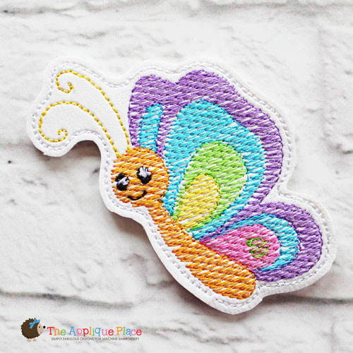 Puppet - Butterfly (finger size only)