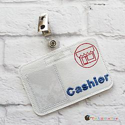 ITH - Cashier Badge ID Tag
