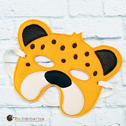 Mask - Cheetah