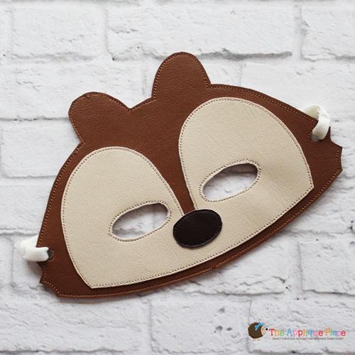 Mask - Chipmunk