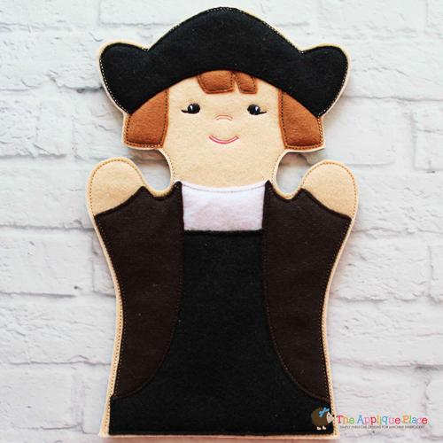 Puppet - Christopher Columbus