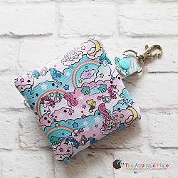 In the Hoop Coin Purse