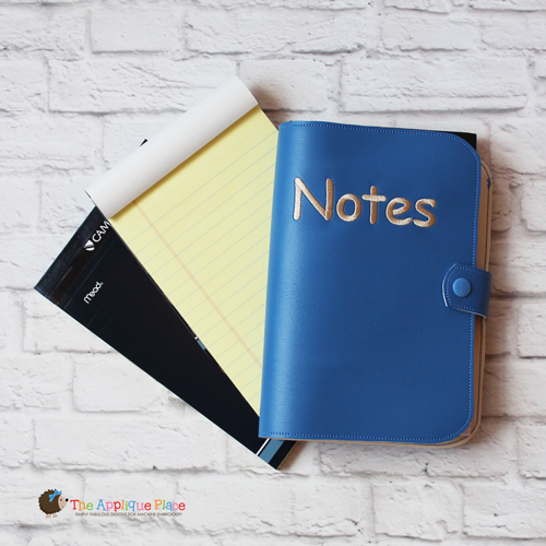 Notebook Case - Cover for Junior Legal Pad