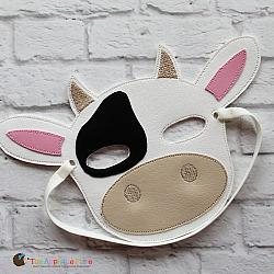 Mask - Cow