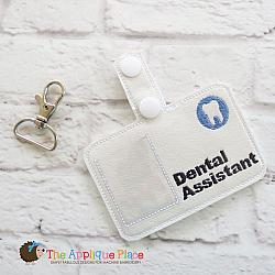 ITH - Dental Assistant Badge ID Tag