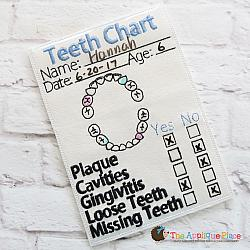 ITH - Dental Chart